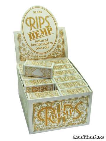 Rips Rolls Hanf regular - 24 x
