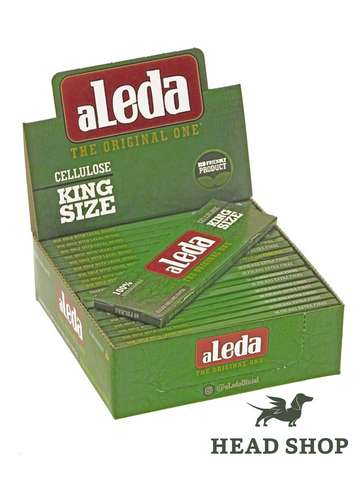 aLeda King Size Papers - 20 x