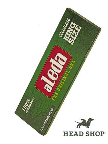 aLeda King Size Papers, 40 Blatt