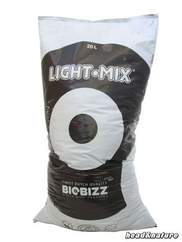 20 Liter Light-Mix von Bio Bizz