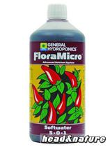 GHE - FloraMicro Soft-Water 1 Liter #0