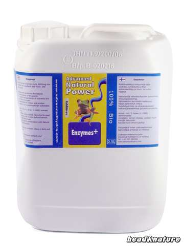 Advanced Hydroponics Natural Power Enzymes+ 5000ml