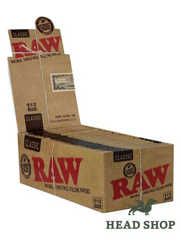 RAW Papers extra dick 1 1/2  - 25 x