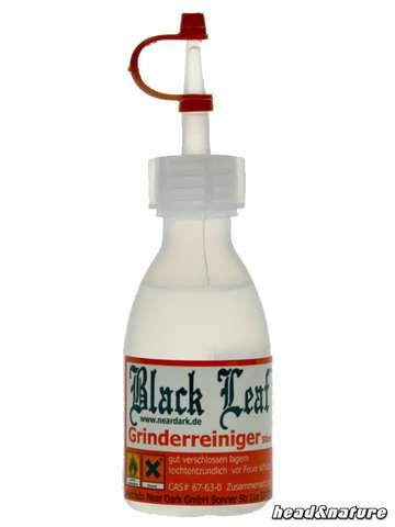 Black Leaf Grinder Reiniger 50ml