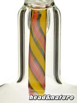 "Highline Bong ""Coloured Bubbler"" 19 cm #2"