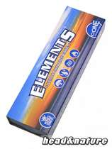 Elements Cones Kingsize 40x #0