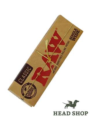 RAW Papers Single Wide